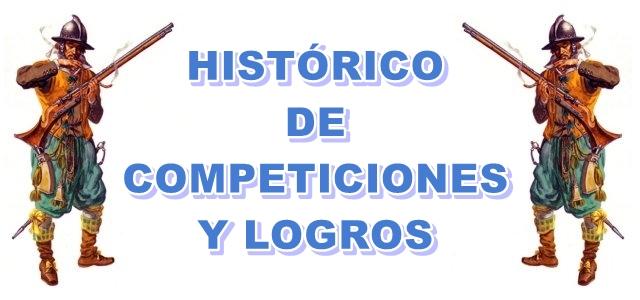 Histórico de competiciones y logros
