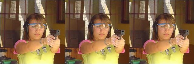 Aprender a disparar: la compleja psicología del tirador