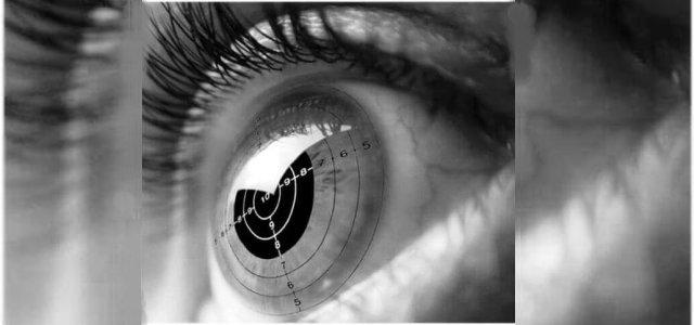 La visión y la puntería en el tiro olímpico