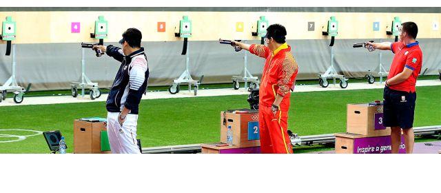Aprende a disparar: Fundamentos técnicos del tiro deportivo