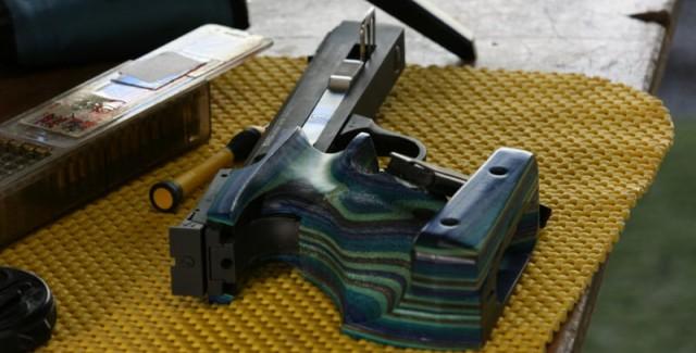 Sesiones Técnicas de Pistola Estandar